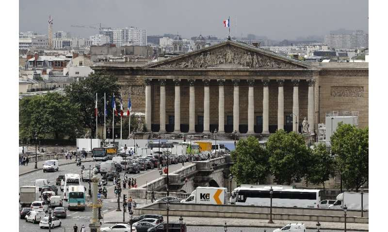 The lower house of France's National Assembly is the first national legislature to accede to the new copyright legislation appro