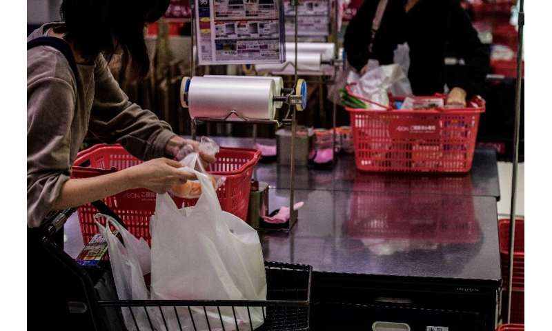 The move to charge for plastic bags brings Japan in line with many other countries that have already adopted the environmentally