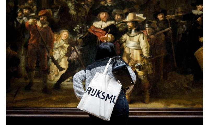 The multi-million-euro overhaul of Rembrandt's 'The Night Watch', one of the world's most famous paintings, will be streamed onl