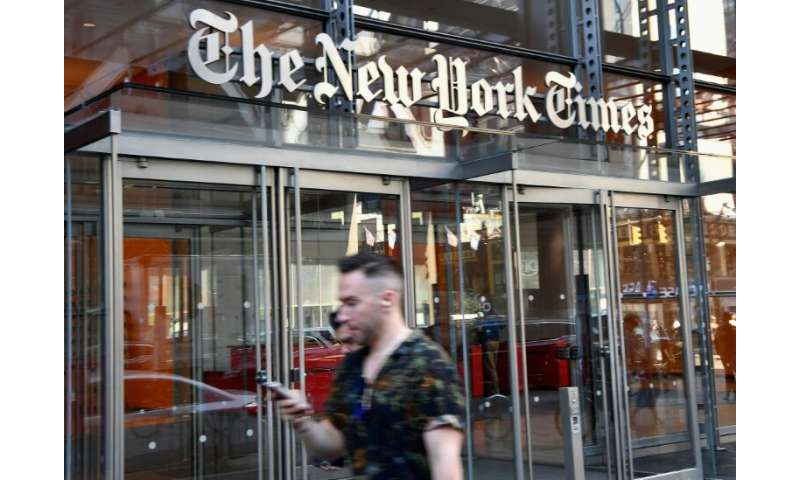 The New York Times has pledged to continue investing in its newsroom even amid a slump in the industry