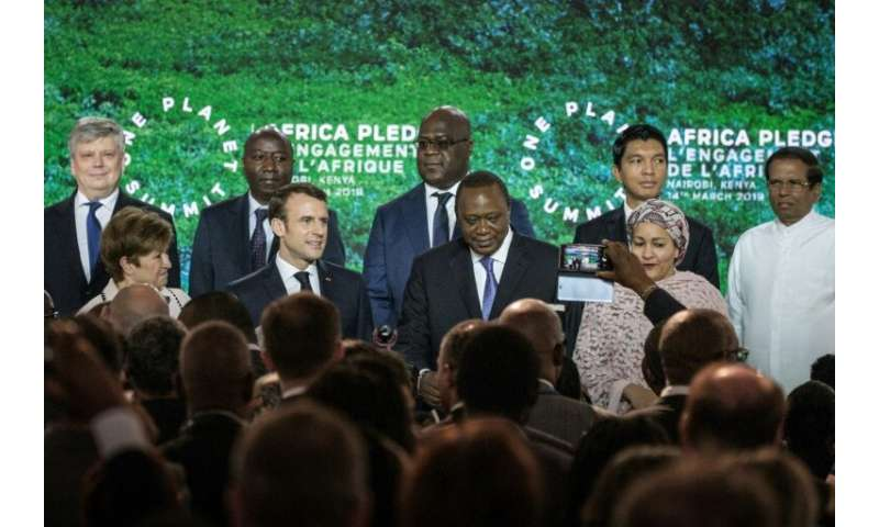 The One Planet Summit brought together policymakers and business leaders to boost funding for renewable energy projects in Afric