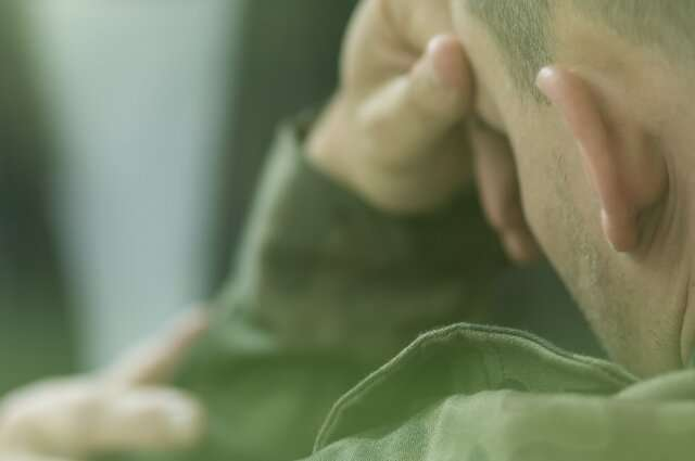 The pain of PTSD—and hope for help
