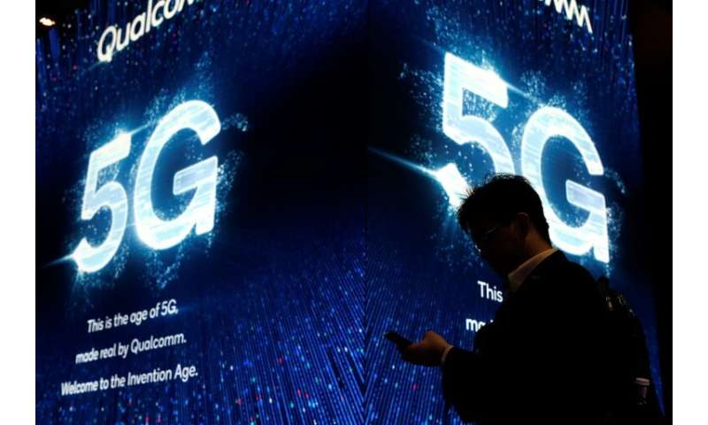 "There has been a transatlantic dispute over the supply of ""5G""—""fifth generation""—the latest, high-speed gen"