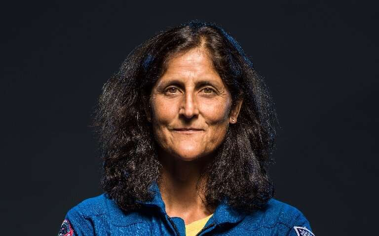 There's nothing excluding the highly experienced Sunita Williams, who is preparing for her third space mission and will be 58 in