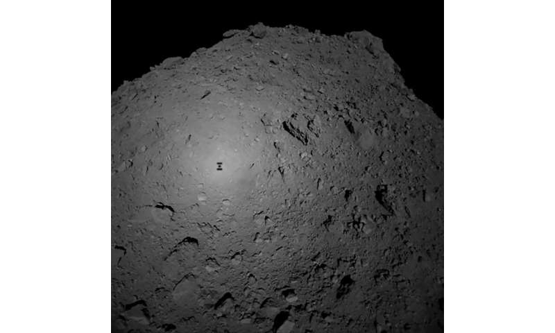The Ryugu asteroid is thought to contain clues about the origins of life