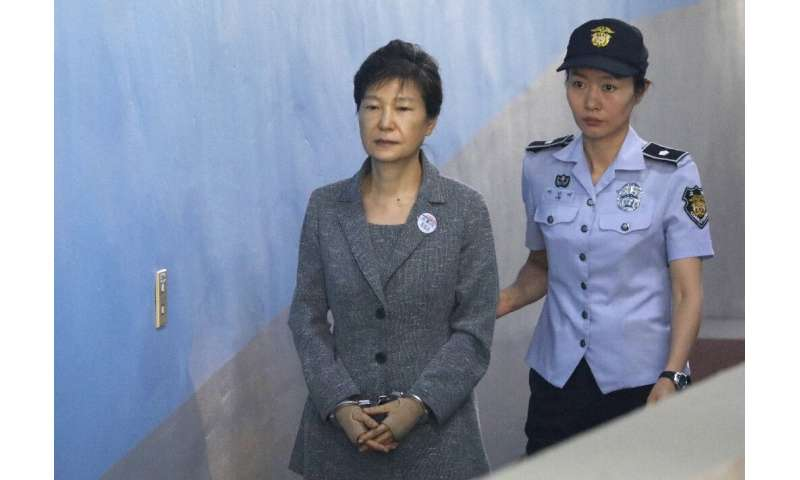 The Samsung scandal brought down South Korean president Park Geun-hye  in 2018