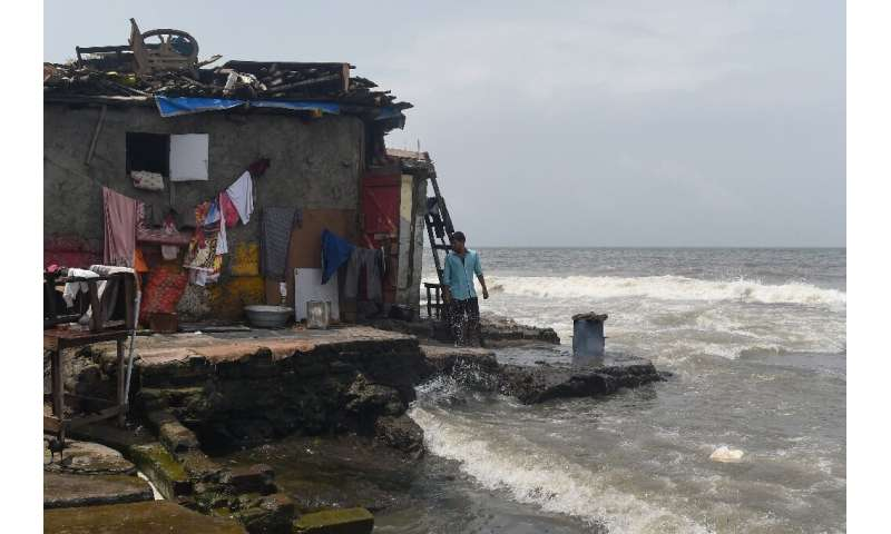The shore has retreated by more than 20 metres at some Mumbai beaches over the past 15 years