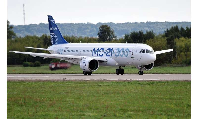 La pièce maîtresse du salon aérien MAKS de cette année est le nouvel avion civil MC-21, qui sera officiellement présenté mercredi