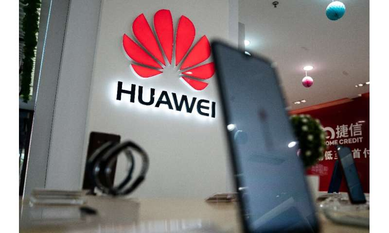 The tech ban caps months of US effort to isolate Huawei, which Washington suspects has deep links to China's military