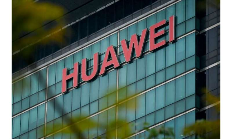 The United States says Huawei equipment could be manipulated by China's Communist government to spy on other countries