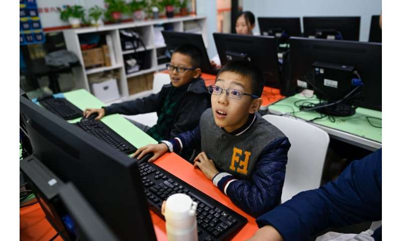 The value of China's programming education market for children was 7.5 billion yuan (over $1 billion) in 2017, but is set to exc