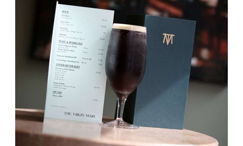 The Virgin Mary has opened in Dublin, offering only non-alcoholic beverages as Ireland's first 'dry pub'