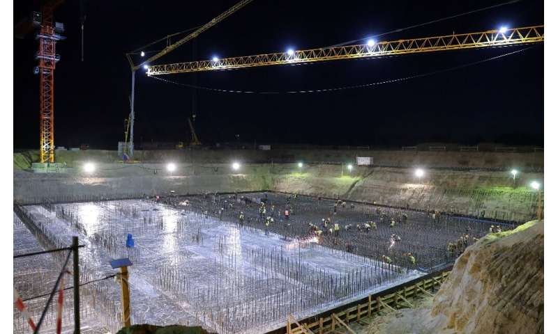 The Vostochny cosmodrome has been consistently behind schedule