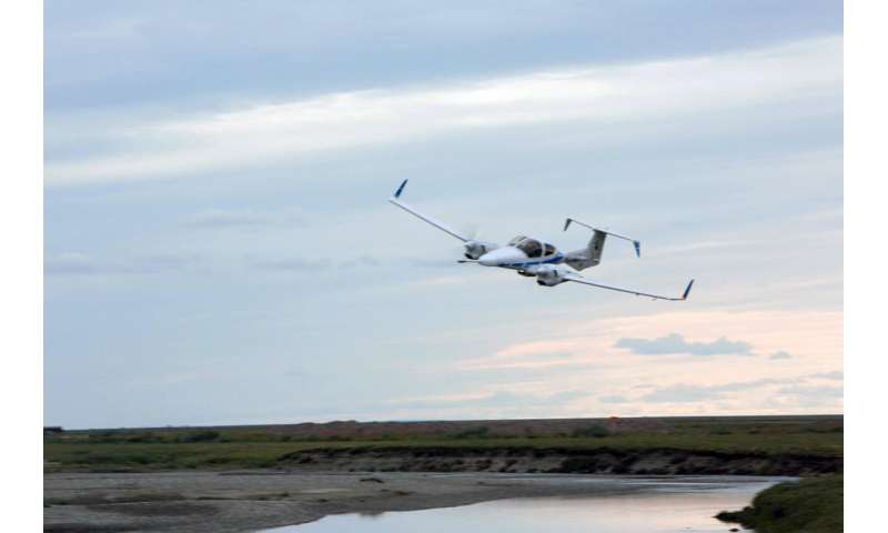 The warming Arctic permafrost may be releasing more nitrous oxide than previously thought