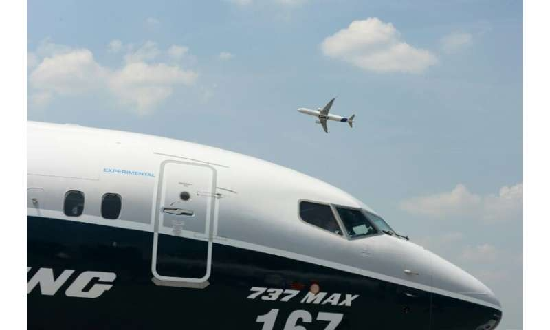 The world's two aviation giants Boeing and Airbus do not face each other directly at the WTO—Boeing is represented by the US and
