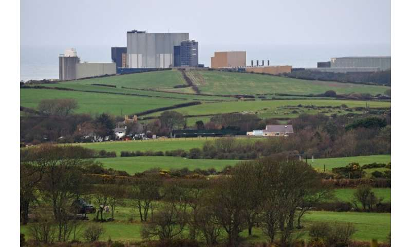 The Wylfa Newydd nuclear power station was estimated to cost 300 billion yen ($2.7 billion)