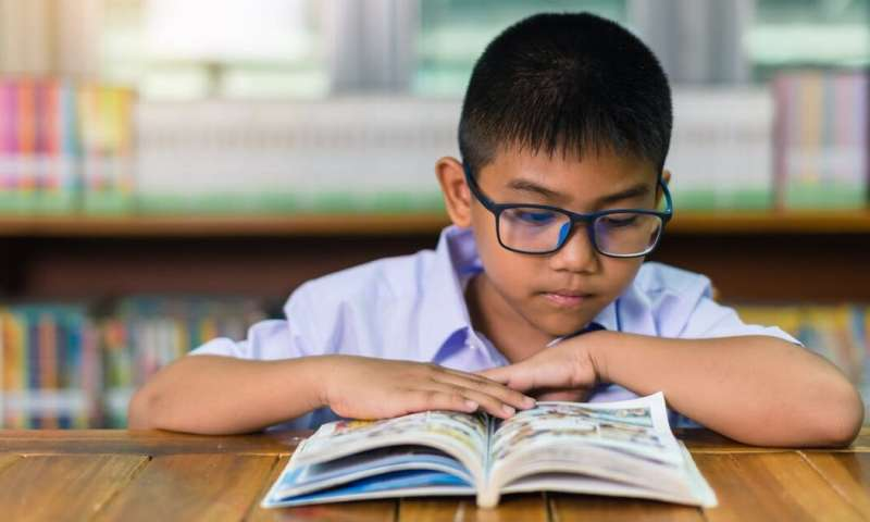 Third of children who need glasses aren't wearing them – and this may be impacting their academic, social and emotional learning