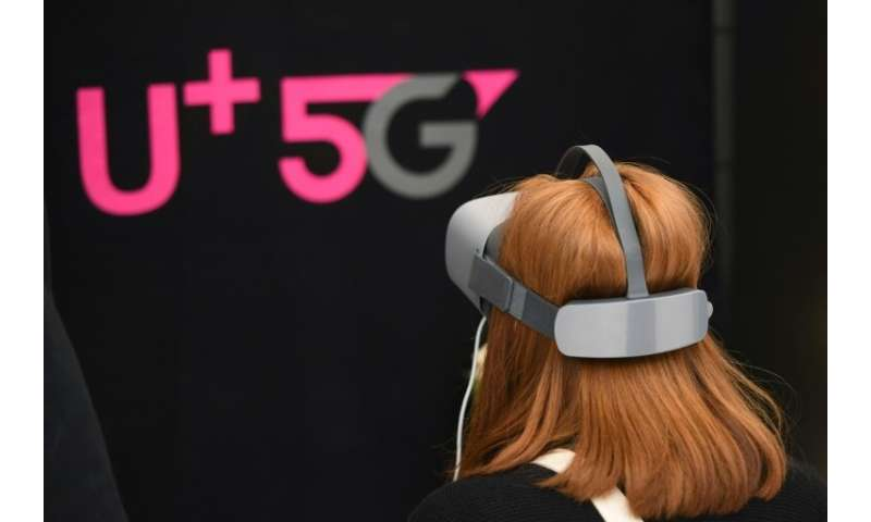 Three leading South Korean providers kicked their 5G networks into gear early in order to get a jump on their US counterparts