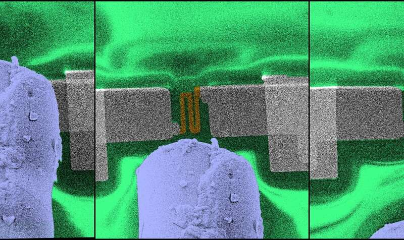 Tiny supersonic jet injector accelerates nanoscale additive manufacturing