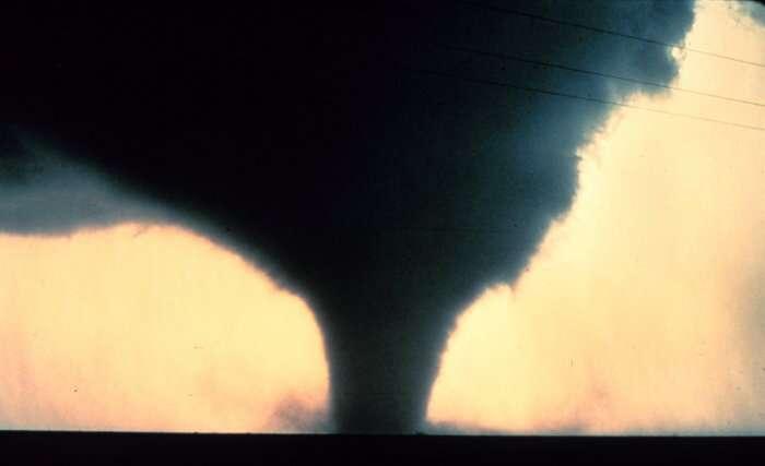 Tornado fatalities continue to fall, despite population growth in Tornado Alley