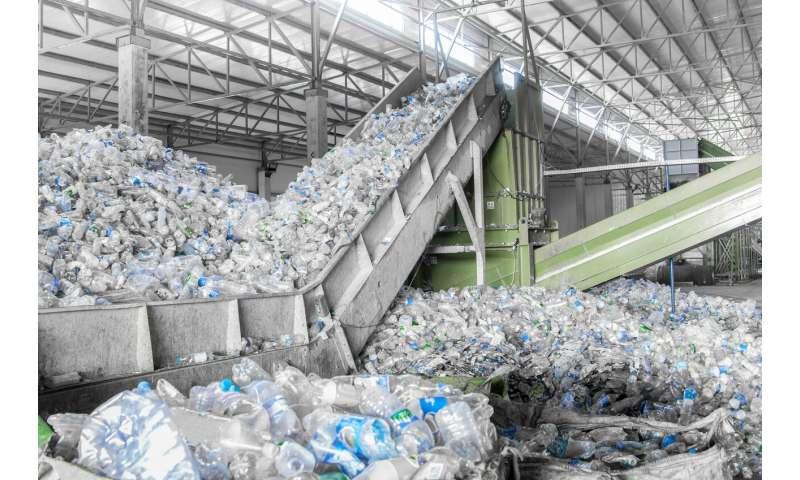 Toward a circular economy: Tackling the plastics recycling