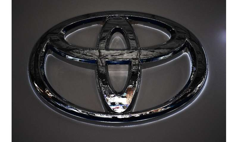 Toyota's net profit was boosted by cost-reduction efforts