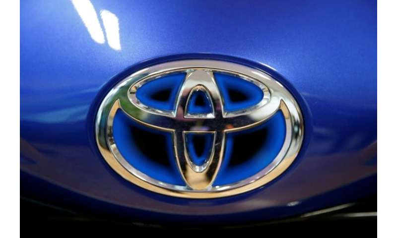 Toyota's new annual forecast represents a fall of 25 percent from the previous year