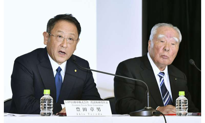 Toyota, Suzuki partnering in self-driving car technology