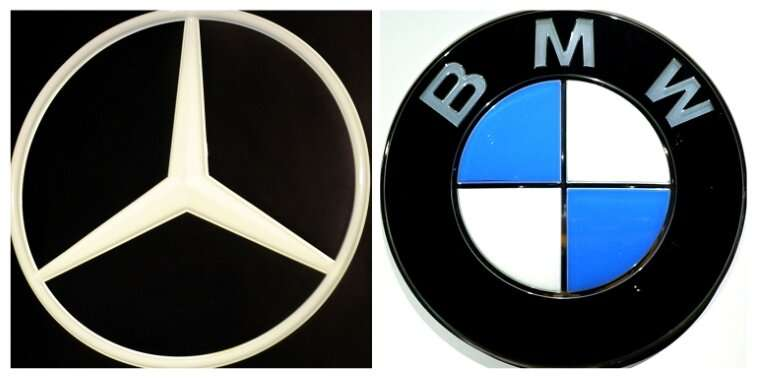 Traditional rivals BMW and Mercedes-Benz maker Daimler have joined forces to develop self-driving cars