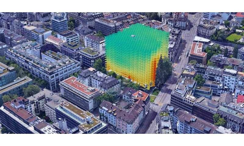Transparent architecture