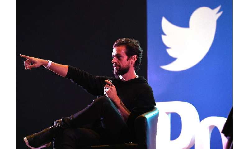"Twitter CEO and co-founder Jack Dorsey said the latest results were impacted by ""bugs"" but that the platform has a str"