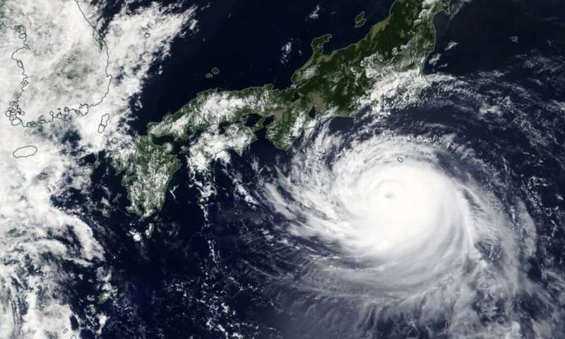 Typhoons and other disasters force Japan to rethink its city vs rural living plans for the future