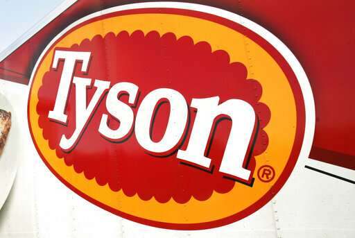 Tyson recalls some chicken nuggets, contamination possible