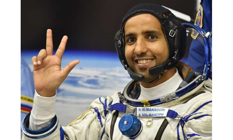 UAE astronaut Hazzaa al-Mansoori spent eight days on the ISS