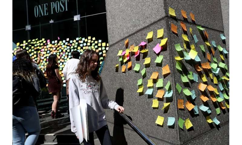 Ubiquitous and colorful Post-it notes are a favorite, but 3M has seen slowing demand for other products in overseas markets