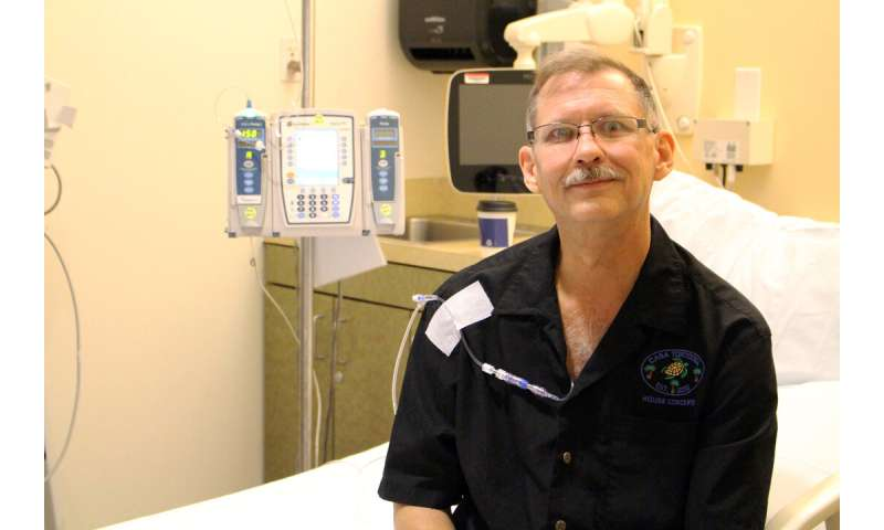 UC San Diego Health treats 1st cancer patient with stem-cell derived natural killer cells