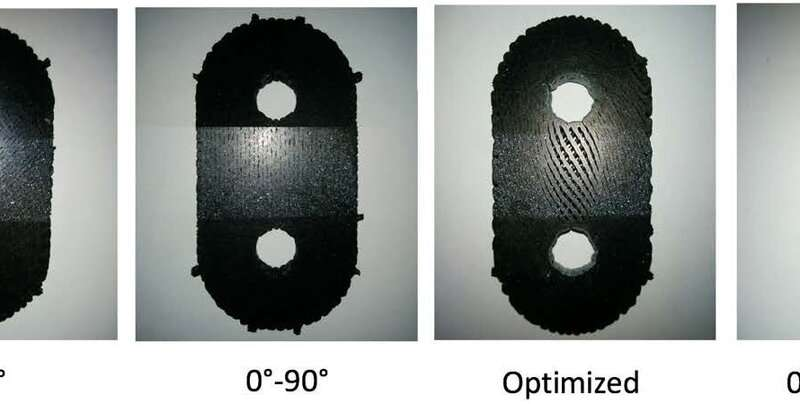 UI researchers validate optimum composites structure created with additive manufacturing