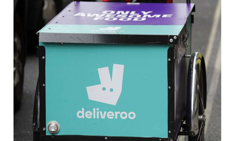 UK investigates Amazon deal with food delivery firm