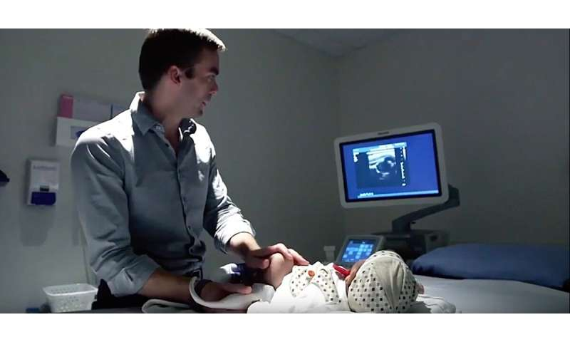 Ultrasound app would allow expert analysis of medical images from anywhere