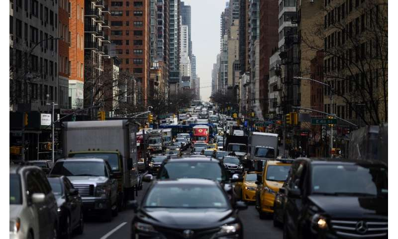 Under a proposed New York state law, most fossil fuel burning thermal plants will need to shut down and vehicles will need to pr