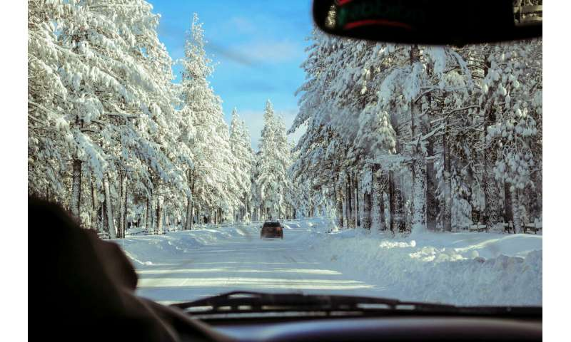 Under-road heating system to keep Europe's highways ice-free