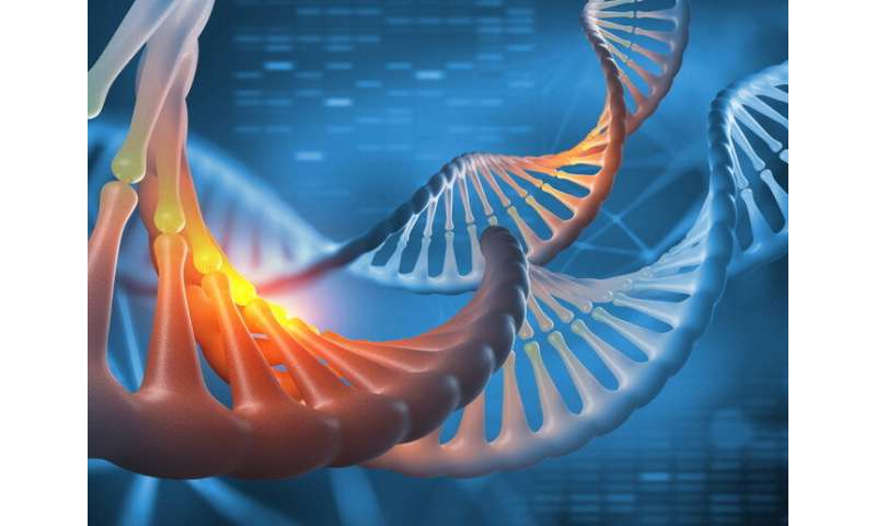 Unexpected hope for DNA damage-related diseases