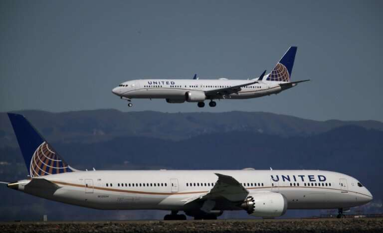 United Airlines still expects to receive new 737 MAX planes in 2019 despite a global grounding following two crashes involving t