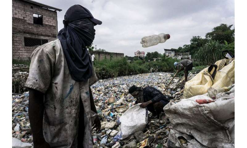 UN officials say the success of African plastic bag bans varies from country to country