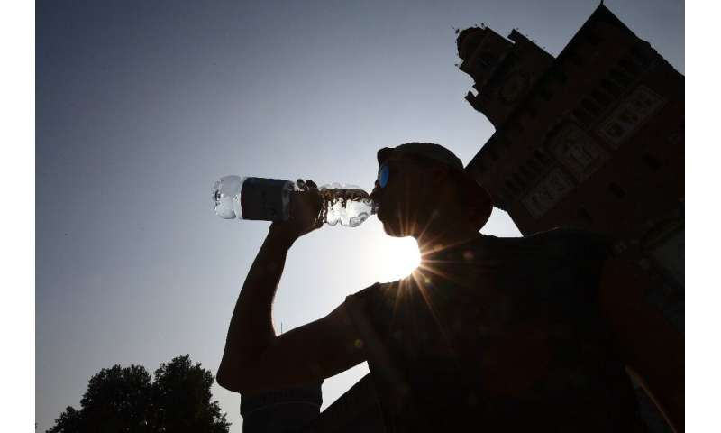 Unusually high temperatures in Spain are expected to continue into August and September