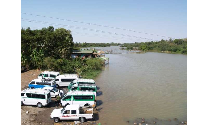 Upper Nile will experience more water scarcity due to hotter, drier periods