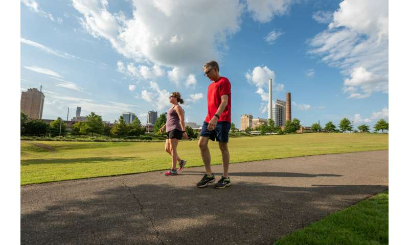 Urban parks could make you happier