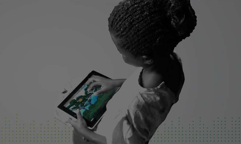 Using game technology to treat cognitively impaired children in Africa
