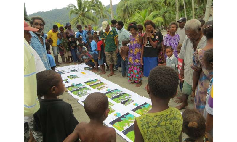 Using geography to explore land policy and management