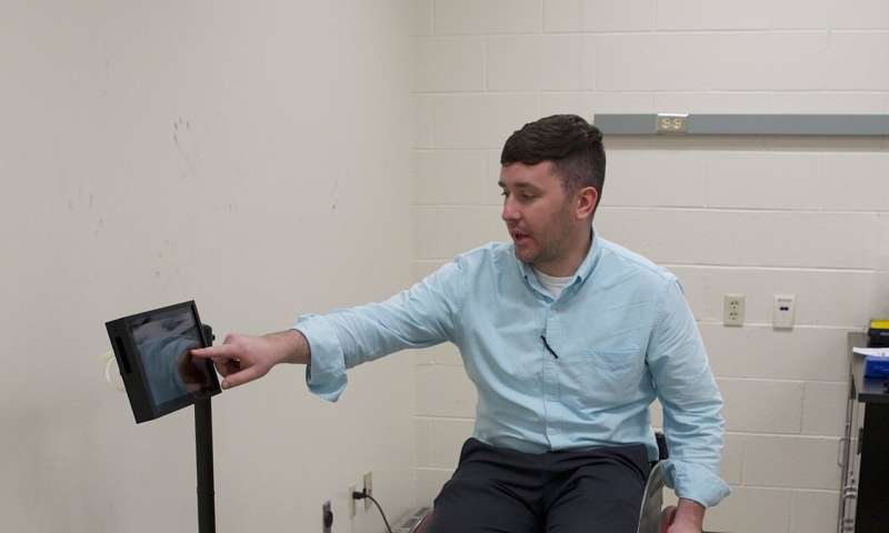 UTA engineering students build treadmill that helps athletes in wheelchairs work out
